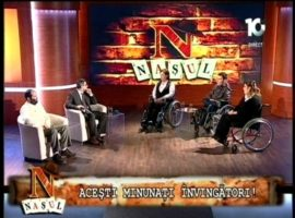 """Cu """"Nasu"""" pe 10TV"""