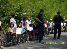 Protestele saptamanii 23 mai 2011 – 26 mai 2011