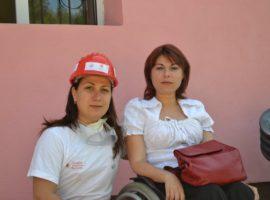 O zi printre voluntarii Vodafone