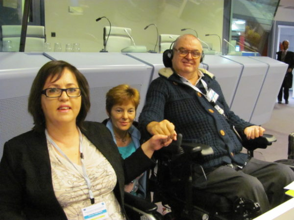 European Day of Persons with Disabilities conference