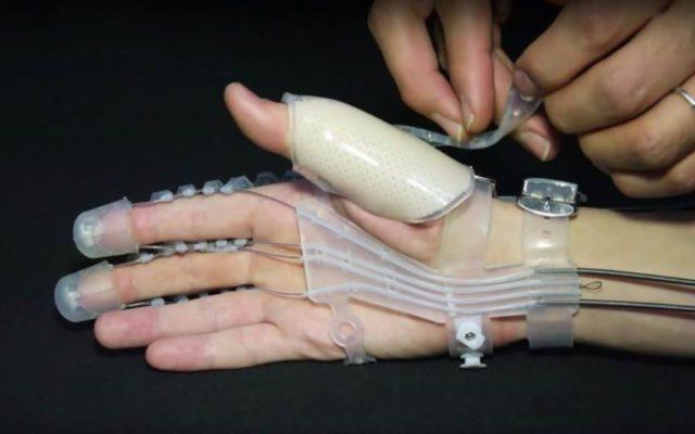 Dispozitiv inteligent de reabilitare asistivă