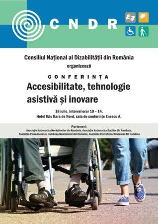 Accesibilitate, tehnologie asistivă și inovare